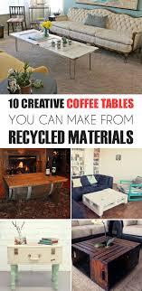 table recycled materials. Table Recycled Materials