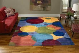 momeni new wave blue area rug