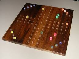 Wooden Board Game With Marbles nick Homemade wood games Here 32