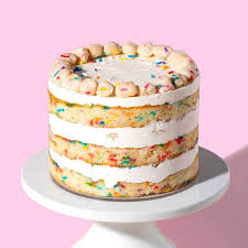 Birthday Cake Milk Bar