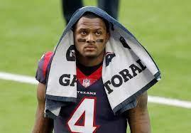 Texans quarterback Deshaun Watson is ...
