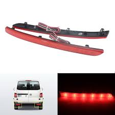 Caravelle Lighting Us 18 11 8 Off Angrong 2x Led Rear Bumper Reflector Brake Light Lamp For Vw T5 Transporter Multivan Caravelle In Signal Lamp From Automobiles