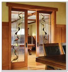 beautiful beveled glass french doors exterior stained glass interior doors french throughout decor