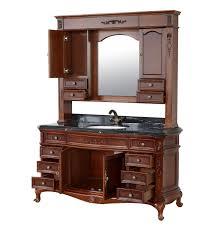 bathroom romantic antique vanity for your home decoration furniture 48 inch vanities brown home decorators beautiful home furniture ideas vintage vanity