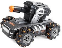 <b>Радиоуправляемый</b> дрифт танк-<b>робот CS</b> toys QR2075-ORANGE ...