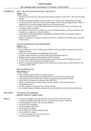 Dot Net Experience Resume Sample ASP Net Resume Samples Velvet Jobs 20