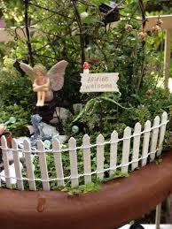 2 x 18 long fairy garden miniature