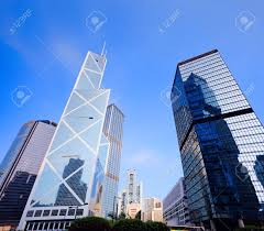 modern architecture city. Modren Architecture City Modern Architecture In Perspective Tall Buildings With Sky Stock  Photo  47657259 And Modern Architecture