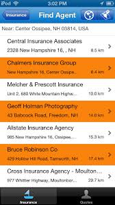 use this mobile insurance claims manager app to quickly ask for insurance quotes anytime