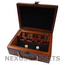 Wooden Box Board Games board game wooden box eBay 73
