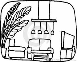 living room clipart black and white. clipart info living room black and white e