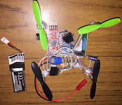 building a micro quadcopter using multiwii acirc insidegadgets after purchasing 4 micro motors hubsan x4 h107 a set of propellers to suit a mpu6050 3 axis accelerometer and gyro i was ready to start building