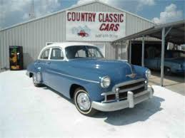 1950 Chevrolet Deluxe for Sale on ClassicCars.com
