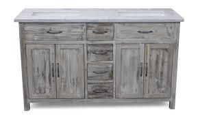 59 75 woodland italian carrara marble white washed pine