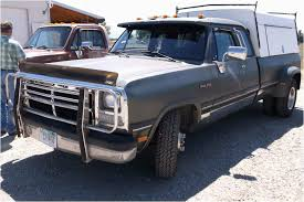 Diesel Pickup Truck Auctions Best Of 1992 Dodge D 350 Dually Pick Up ...