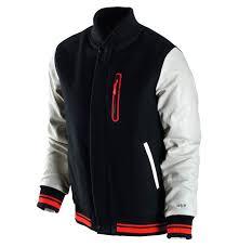 nike sportswear 2009 fall stadium varsity jackets