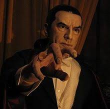 dracula in popular culture  bela lugosi as count dracula at the hollywood wax museum