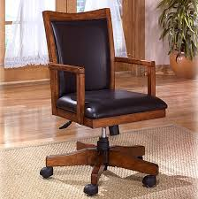 recaro workplace chair brown leather office chair