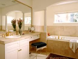 image bathtub decor: decorating vanity stools bathroom for additional comfort in the room cozy bathtub under tile window