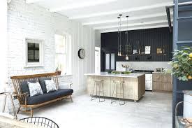 modern white and black kitchen. Shiplap Kitchen Wall Black Modern White Walls Modern White And Black Kitchen N