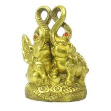 the office ornaments. Get Quotations · Lucky Feng Shui Copper As The Office Of Public Court Xuan Thai Elephant Ornaments Y