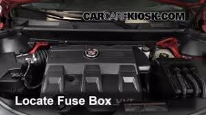 interior fuse box location 2010 2016 cadillac srx 2011 cadillac replace a fuse 2010 2016 cadillac srx