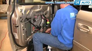 how to install replace power window regulator chrysler town and country 04 07 1aauto com you
