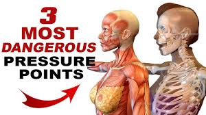 Pressure Point Chart Martial Arts 3 Most Dangerous Pressure Points For Self Defense