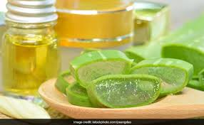 how to use aloe vera gel for long and