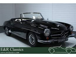 Also be sure to view results in. Classic Mercedes Benz 190sl For Sale On Classiccars Com