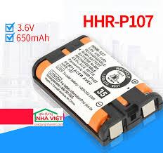 Pin điện thoại kéo dài Panasonic HHR-P107 3.6V - Gia Dụng Nhà Việt