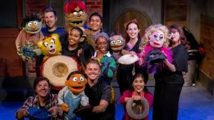 Bawdy Puppets and Thoughtful Themes on 'Avenue Q' at New Village Arts -  Times of San Diego