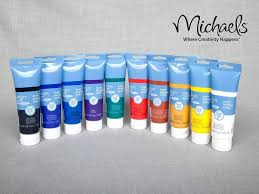 gallery acrylic paint michaels