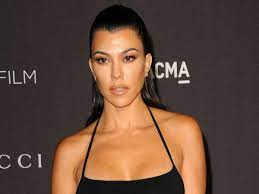 Knapper Zweiteiler: Kourtney Kardashian ...