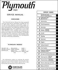 1968 plymouth roadrunner wiring diagram wiring diagram technic 70 plymouth road runner wiring diagram wiring diagram centre1969 plymouth repair shop manual original all models