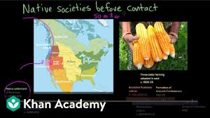 Native American Societies Before Contact