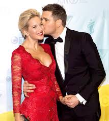 Michael Buble And Wife Luisana Lopilato Have A Baby Boy Hello