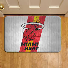 miami heat nba basketball team league 269 door mat rug carpet doormat doorsteps foot pads