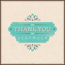Thank You Card Templates Free Sample Example Format Free