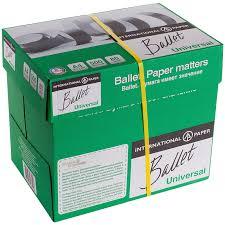 "<b>Бумага для принтера</b> ""<b>Ballet</b> Universal"", формат А4, 500 листов ..."