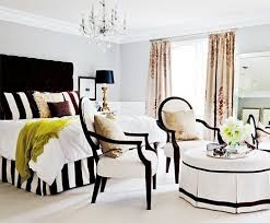 beautiful bedroomlove black white tan. black and white bedroom love the color splashi would do different curtains though needs a little more added you donu0027t want to have all beautiful bedroomlove tan d