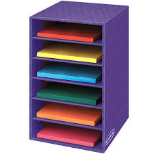 Bankers Box Magazine Holders 100 Compartment Shelf Organizer BankersBox 69