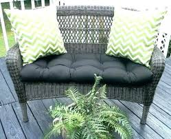 outdoor cushion sets wicker bench cushion wicker settee cushion sets indoor outdoor cushion 3 set for