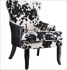 Furniture Wonderful Cowhide fice Chair Animal Print