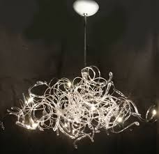 contemporary glass lighting. Great Italian Chandeliers Contemporary 12 Best Martin Huxford Studio Large Glass Lighting R