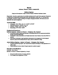 Sample Simple Resume Enchanting How To Make A Resumer Bire48andwap
