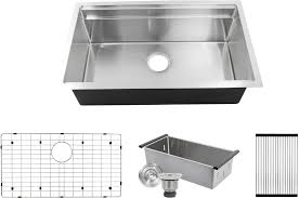 Nantucket Sinks Srps322016 32 Inch Professional Prep Station