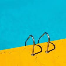 glass pool fence image