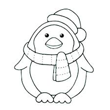 cute penguin coloring pages. Brilliant Cute Baby Penguin Coloring Pages Printable Colouring Penguins 6 Cute Appealing  For Kids And T