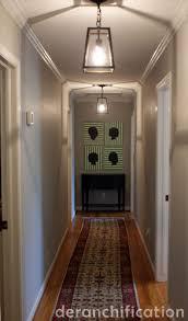 lighting a hallway. hallway new pendant lights lighting a